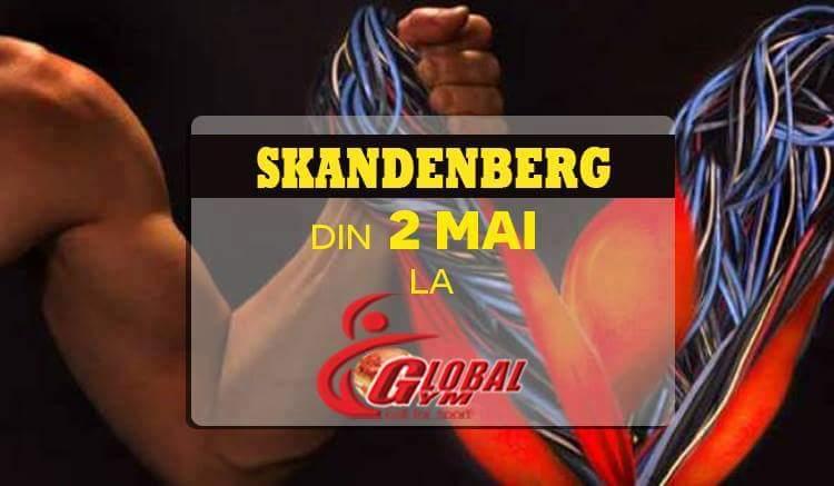 Skandenberg fitness fun