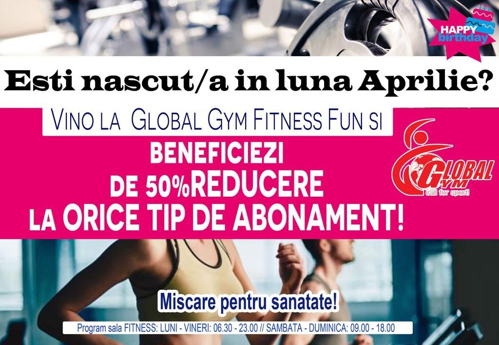 aprilie fitness fun